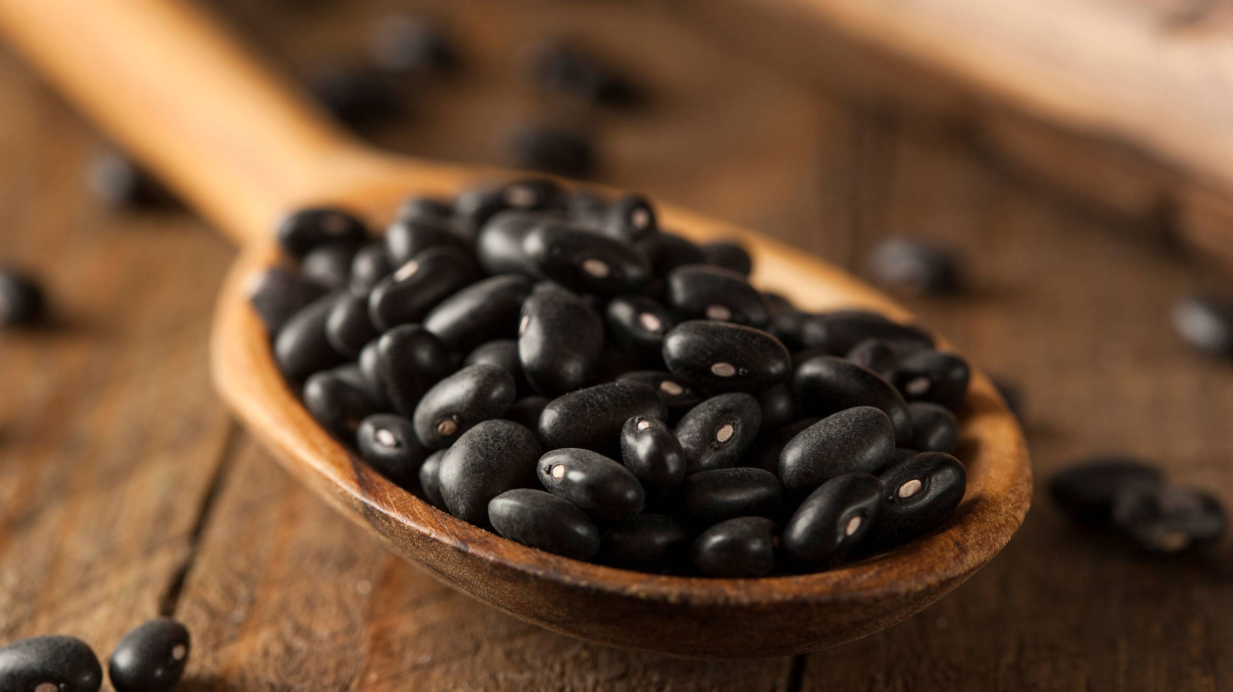 Black beans make the perfect accompaniment to meat-based dishes or as a vegan meal.