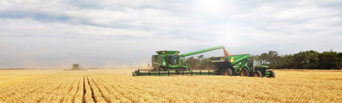 When growing, harvesting and processing commodities, Cono relies on modern technology.