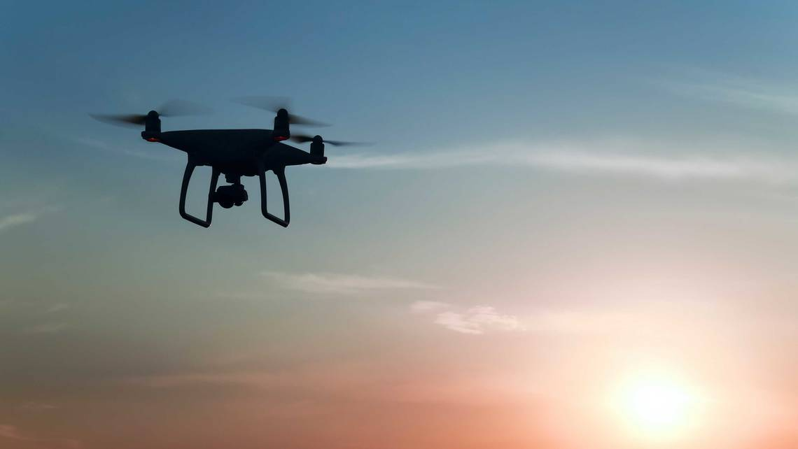Cono is starting to use data information from satellite and drones to scan the fields so the company can monitor every stage of the production cycle.